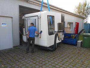 DMC 850 V Lieferung 2015